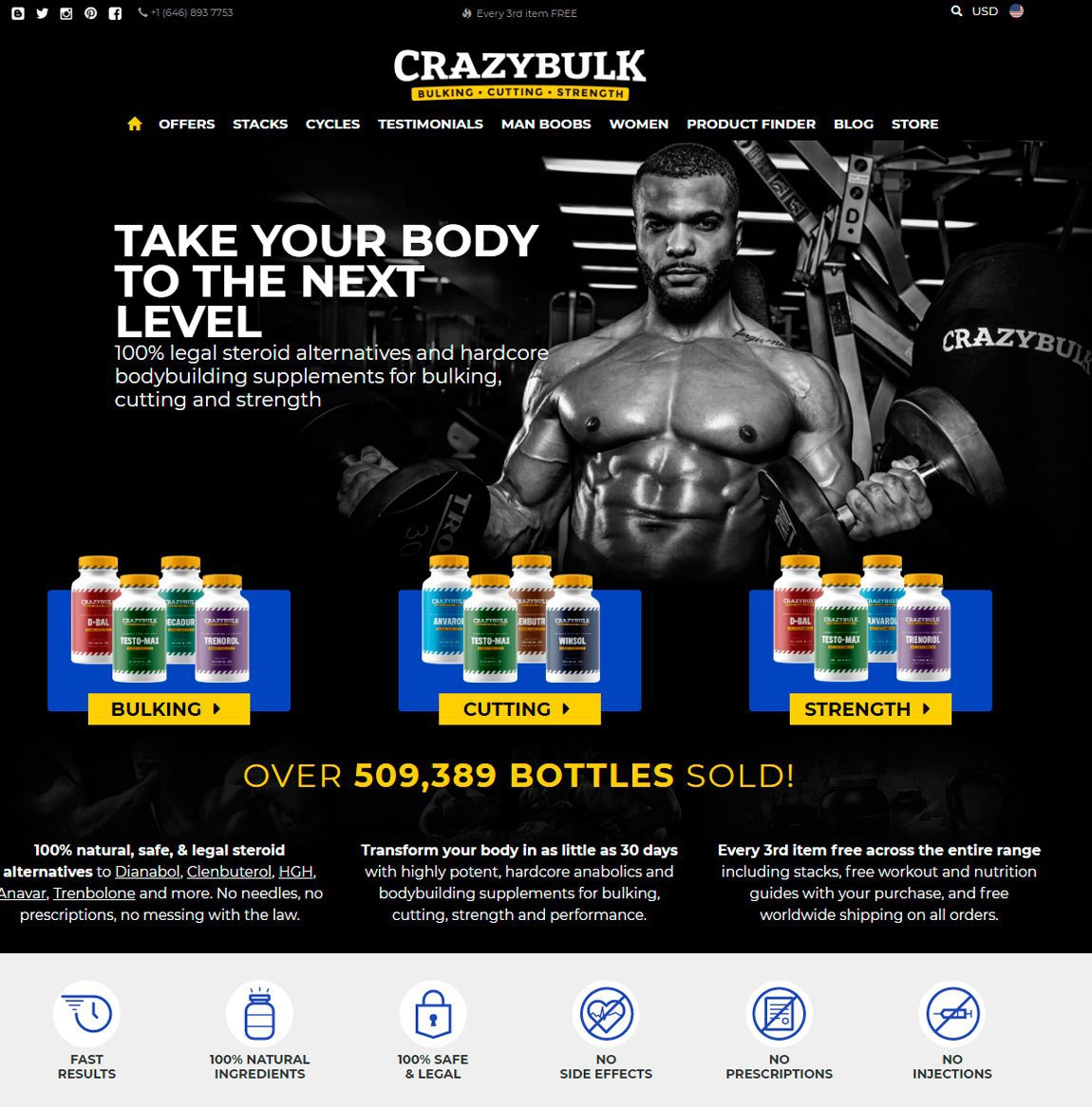 Clenbuterol buy south africa