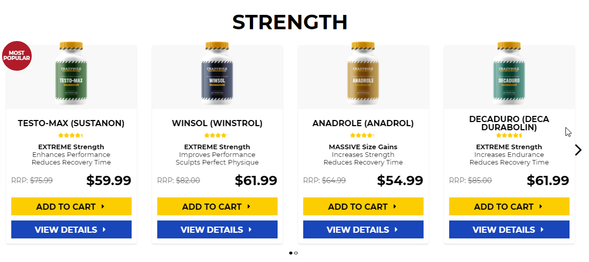 Best legal anabolic supplements